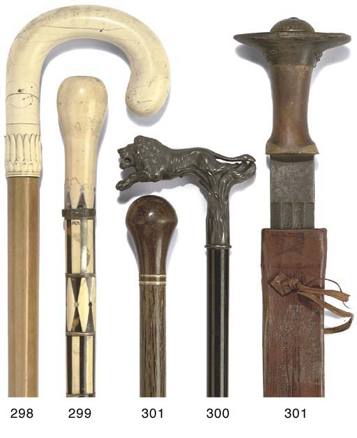 AN ABYSSINIAN SWORD