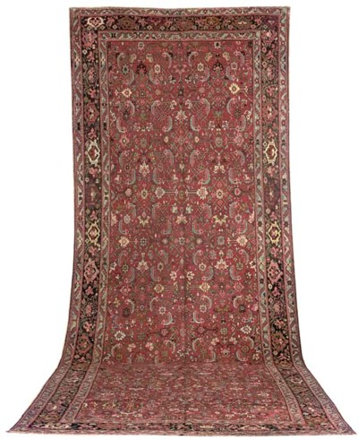 An antique Karabagh kelleh. So