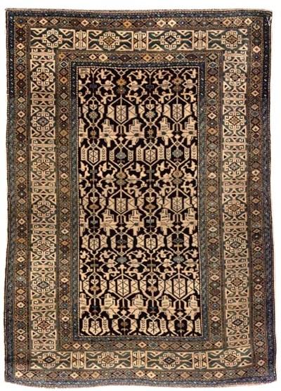 A fine antique Konagkend rug,