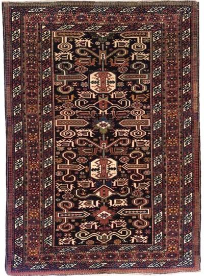 A fine Perepedil rug, East Cau