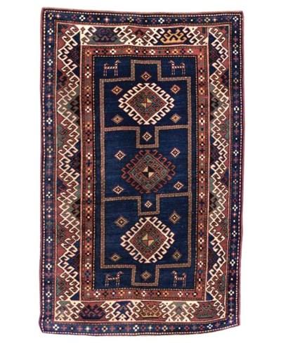 A fine Kazak rug, South Caucas