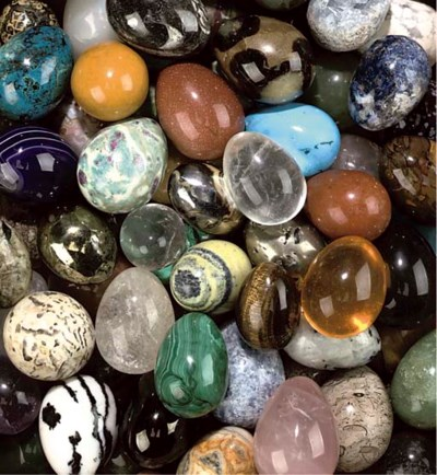 A GROUP OF EIGHTY MINERAL SPEC