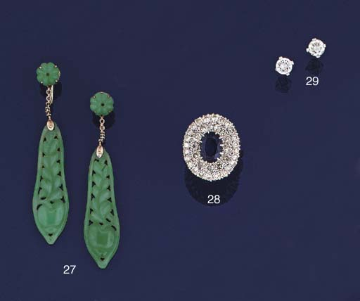 A small group of jadeite jewel