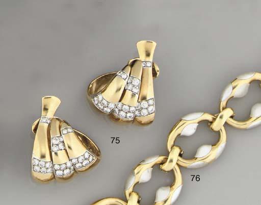 A bracelet, by Tiffany & Co