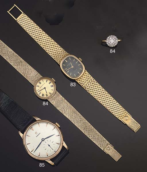 A SMALL GROUP OF WRISTWATCHES