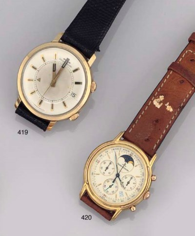 A Gold Plated Automatic, Alarm