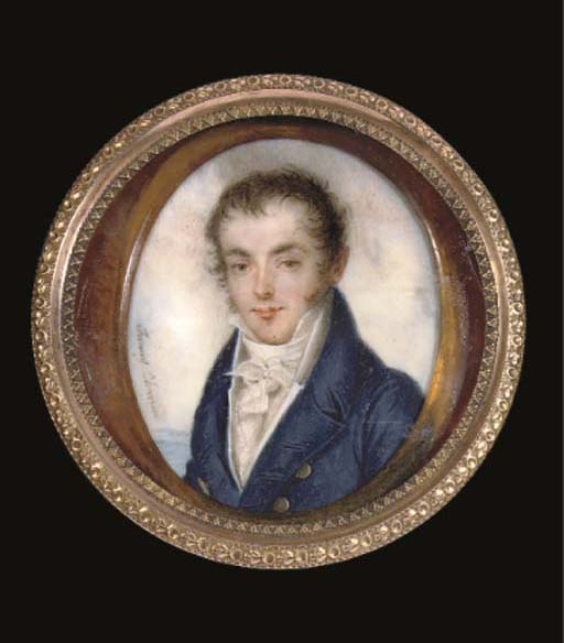 FANNY CHARRIN, CIRCA 1815