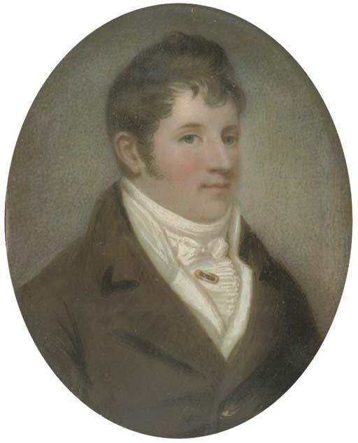 JAMES LEAKEY, CIRCA 1820