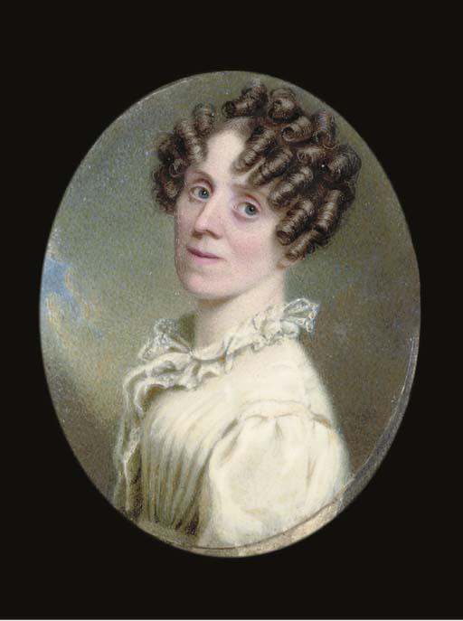 ISAAC WANE SLATER, CIRCA 1825