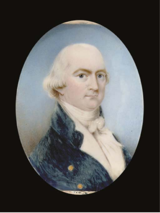 ENGLISH SCHOOL, CIRCA 1810