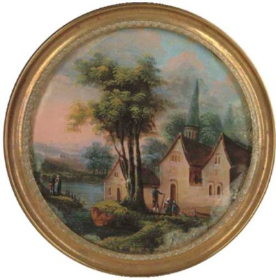FRENCH SCHOOL, CIRCA 1800
