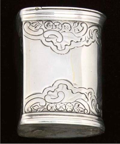 A mid eighteenth century silve