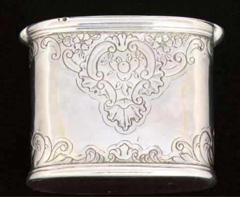 A mid-eighteenth century snuff