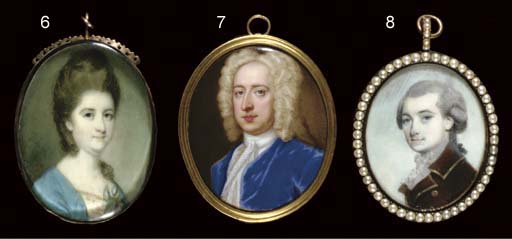 RICHARD CROSSE, CIRCA 1770/75