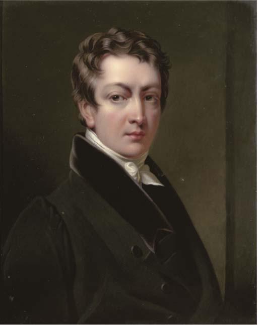 HENRY PIERCE BONE, 1842