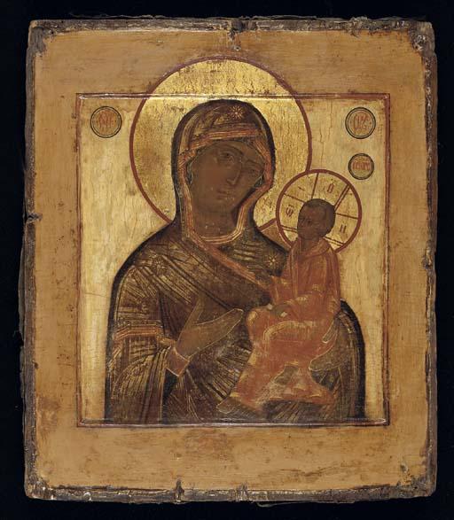 TIKHVINSKAYA MOTHER OF GOD