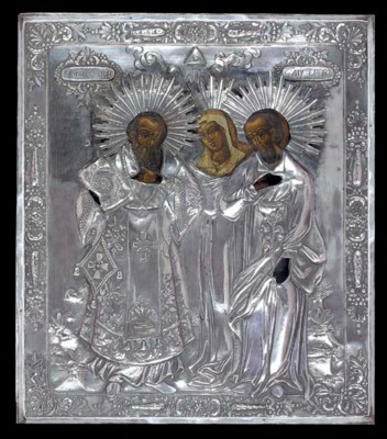 THREE SAINTS