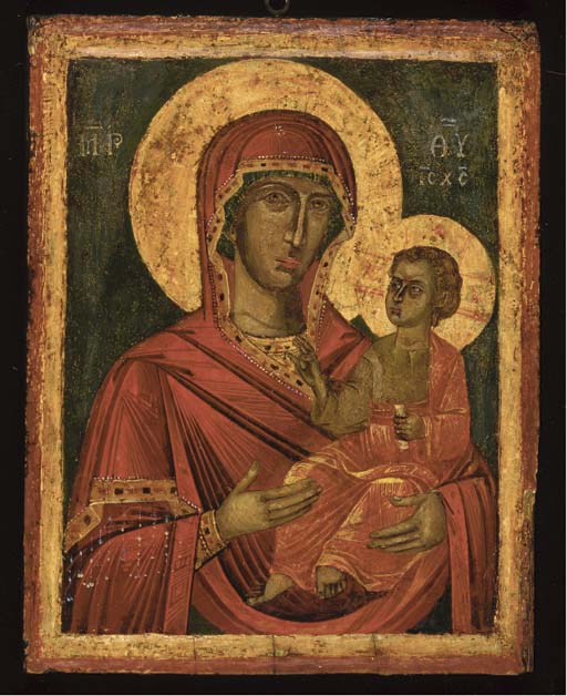 MOTHER OF GOD OF JERUSALEM