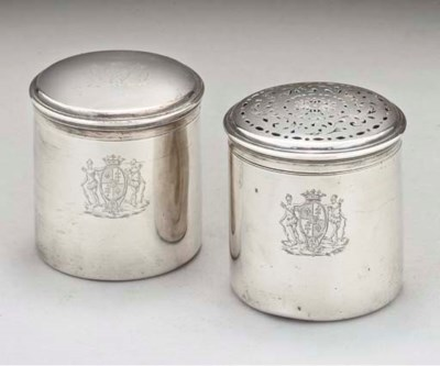 A PAIR OF 18TH CENTURY FRENCH