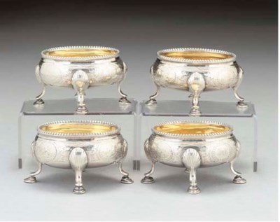 TWO MATCHING PAIRS OF VICTORIA
