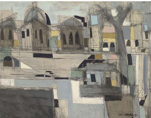 Claude Venard (1913-1987)