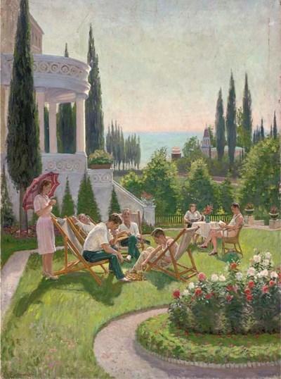 Boris Vladimirski (1878-1950)