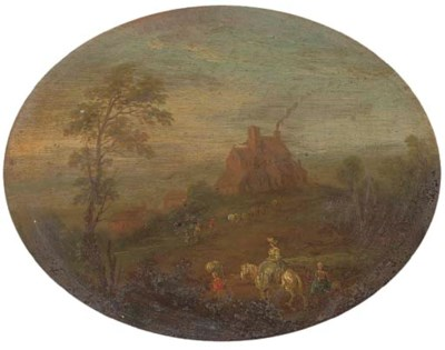 Circle of Joseph van Bredael (