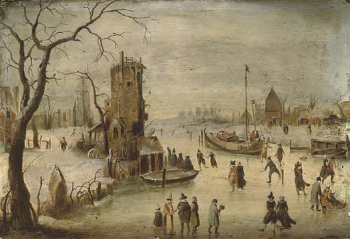 Manner of Hendrick Avercamp