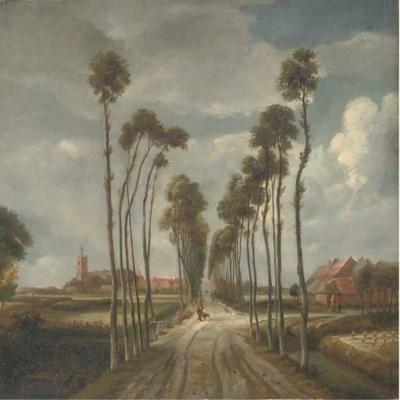 After Meindert Hobbema
