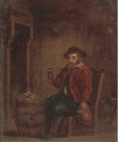 Follower of Adriaen Jansz. van