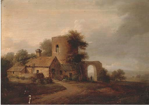 Anglo-Dutch School, 19th Centu