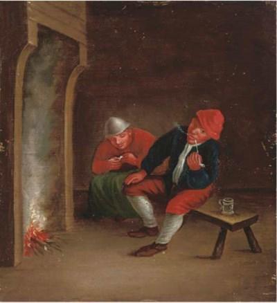 Manner of Adriaen Jansz. van O