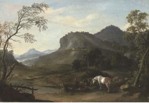 Wenzel Ignaz Prasch (? 1708-1761 Nuremberg)