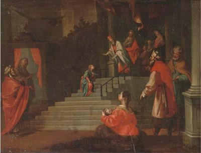 Follower of Pietro Muttoni, il