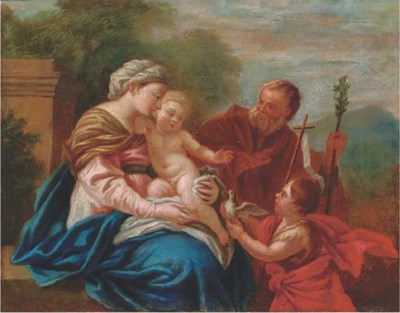 Follower of Paolo de Matteis