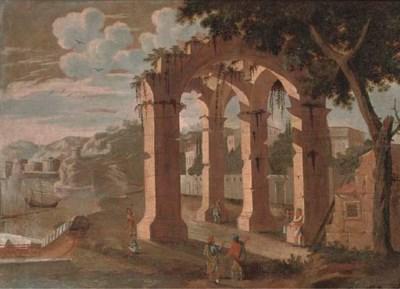 Circle of Agostino Tassi (Ponz