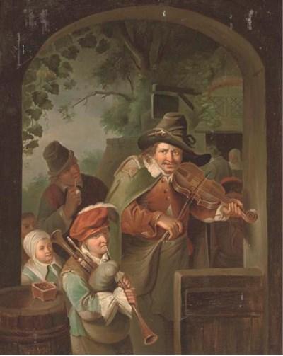 Manner of Willem van Mieris