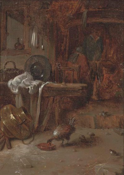 Circle of Willem Kalf (Rotterd