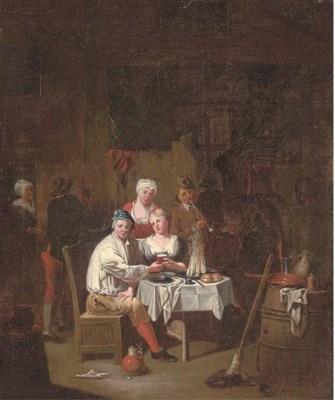 Follower of Joseph van Aken