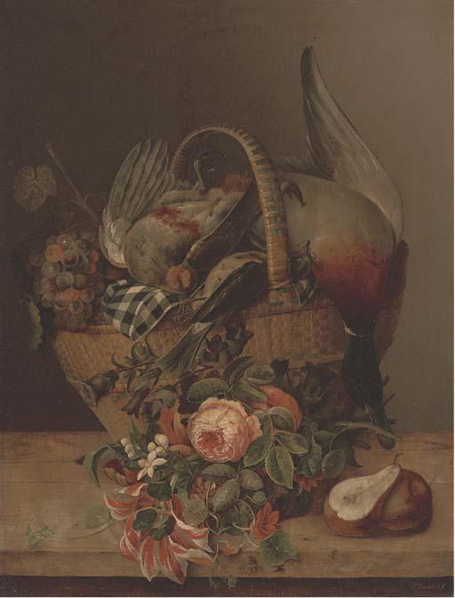 J. Dussaert (Flemish, 19th Cen