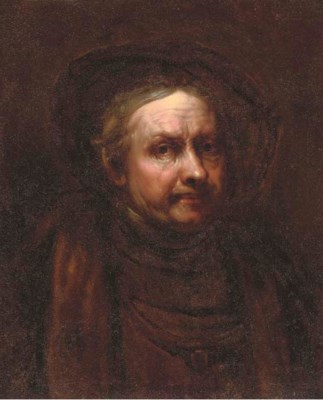 After Rembrandt van Rijn.