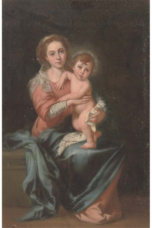 After Bartolomé Estaban Murill