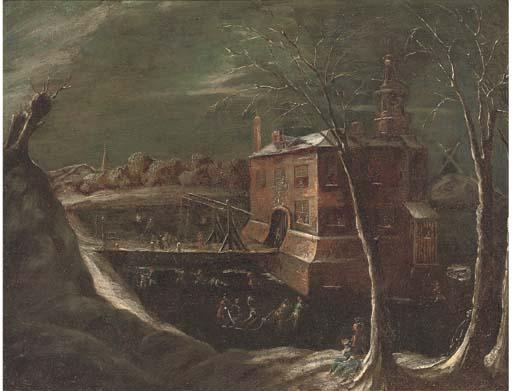 Manner of Joseph van Bredael