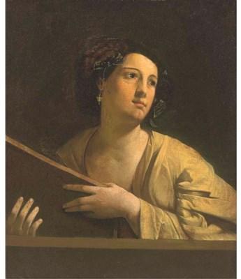 Manner of Orazio Gentileschi,