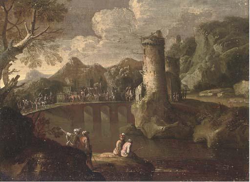 Circle of Giovanni de Momper,