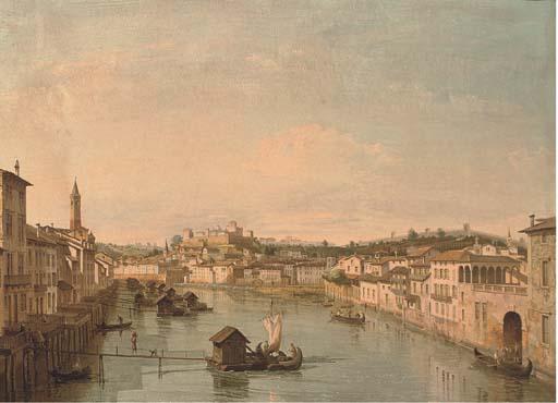 After Bernardo Bellotto, 20th
