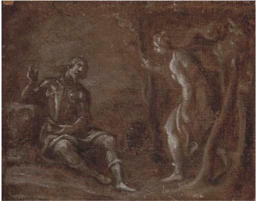 Manner of Antonio Allegri, il