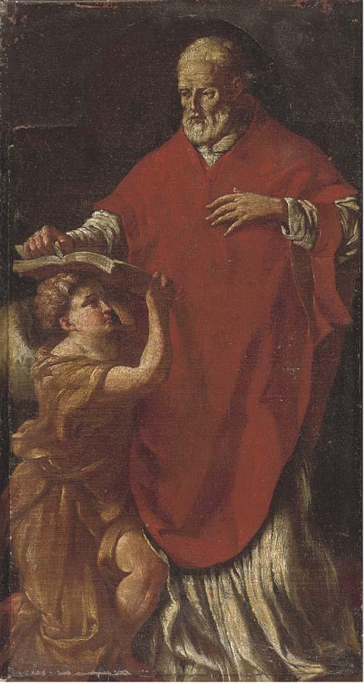 Follower of Francesco Solimena