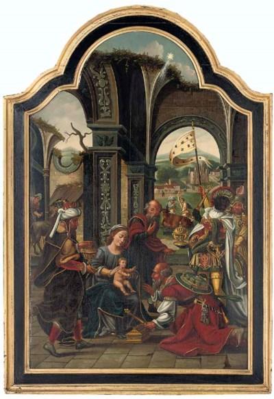 Manner of Jan van Dornicke