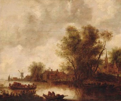 After Jan Josefsz. van Goyen
